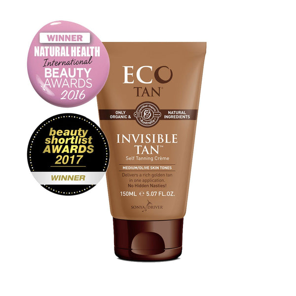 Eco Tan Invisible Tan Natural Fake Tan | Emporium of Natural