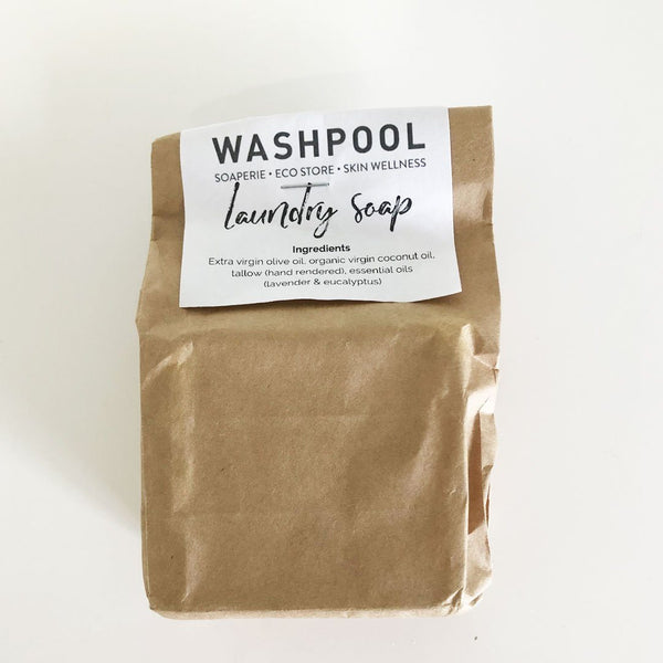 Emporium of Natural Natural Biodegradable Laundry Soap | Coconut Oil, Vega, Cruelty Free Lavender Oil, Eucalyptus Oil