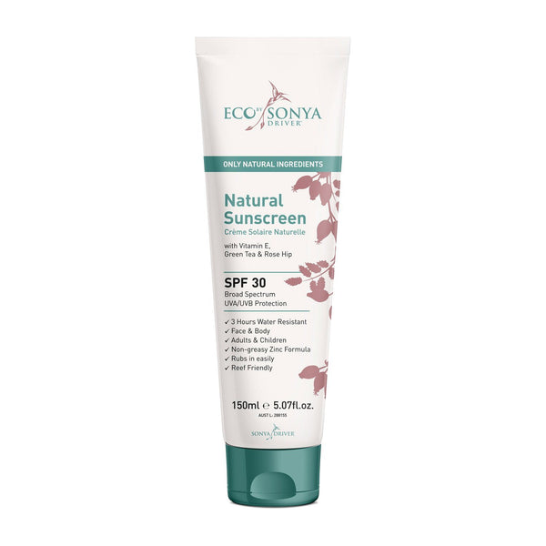 Eco by Sonya Driver Rosehip Zinc Oxide Mineral Sunscreen SPF30 | Emporium of Natural | Emporium of Natural