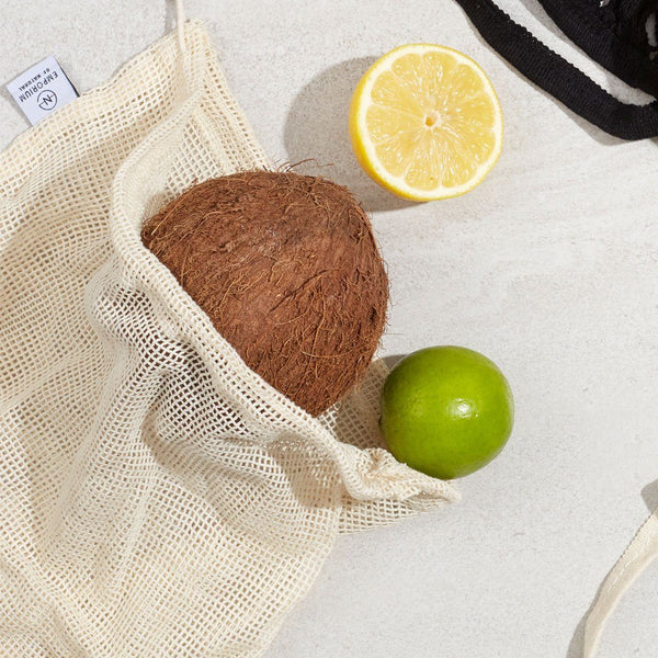 Cotton Produce Bags - Pack of 2