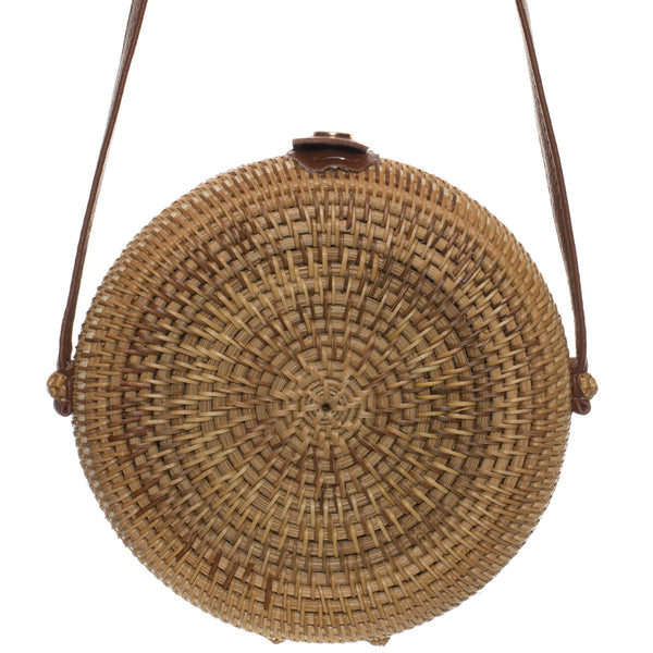 Emporium of Natural Handwoven Rattan Bag