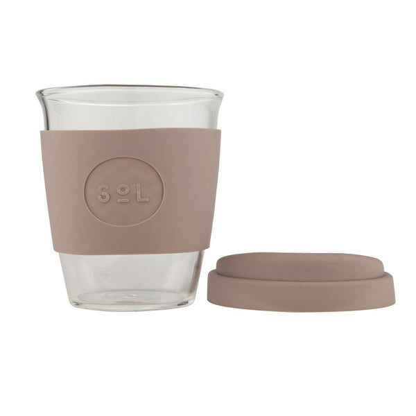 Sol Cups 8 oz Seaside Slate Emporium of Natural Plastic Free