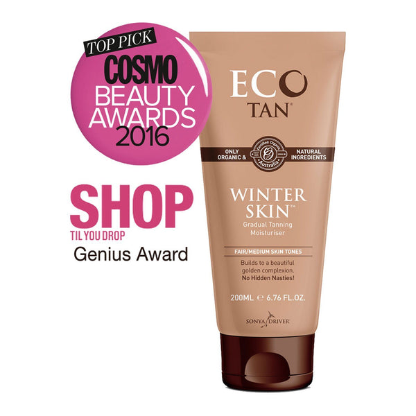 Eco Tan Winter Skin Organic Natural Vegan Cruelty Free | Emporium of Natural
