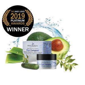 Eco by Sonya Driver Eco Tan Eye Compost Award Winner Eye Cream | Emporium of Natural | Vegan Organic