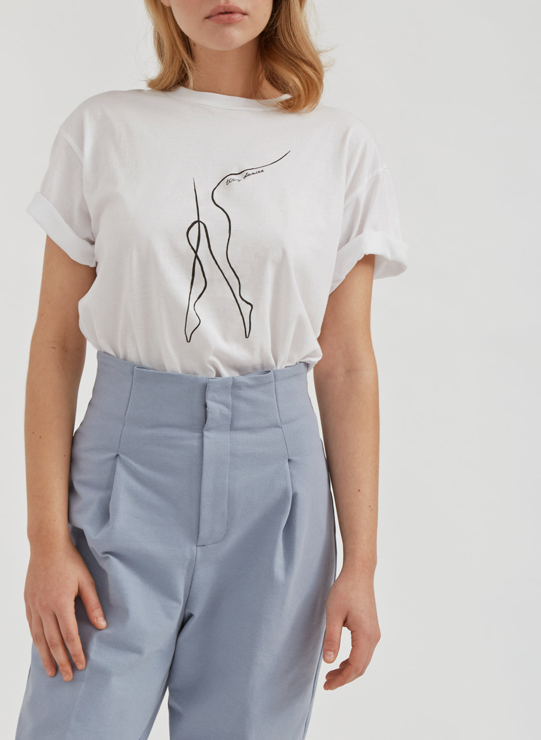 Dancer Boyfriend Tee