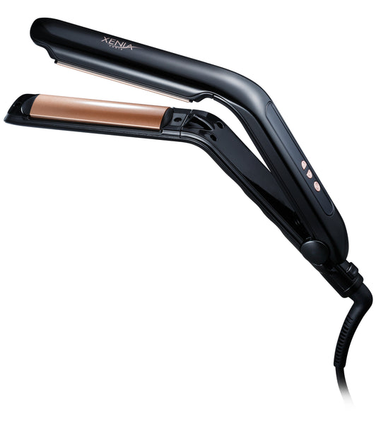 X Pass 1 Inch Volumizer  Flat Iron