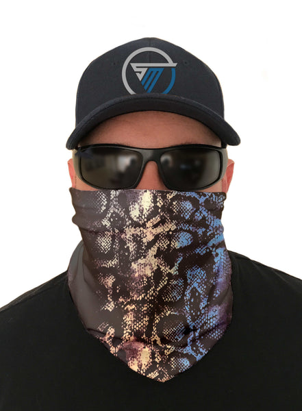 Anaconda Fishing Face Mask Sun Shield Bandanas