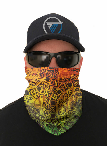 Blazing Sun Fishing Face Mask Sun Shield Bandanas