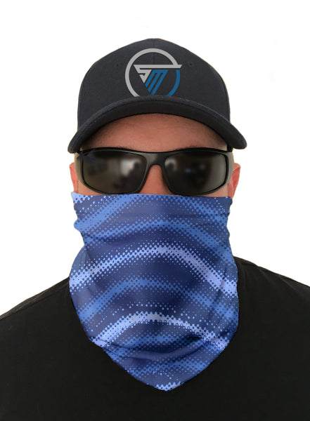 Cycling Neck Gaiter Face Mask Sun Shield Bandana