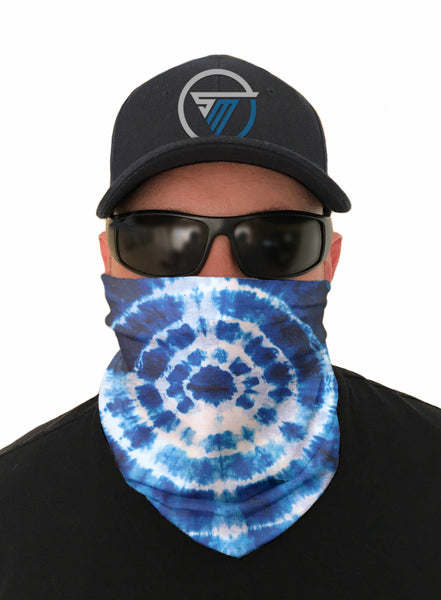 Sky High Kayaking Face Mask Sun Shield Bandanas