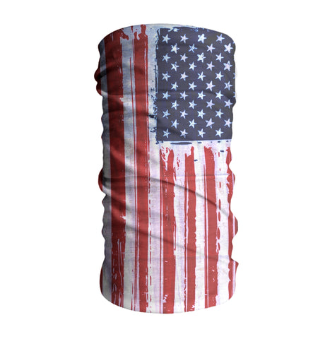 USA Flag Face Mask Sun Shield Bandana Neck Gaiter #1