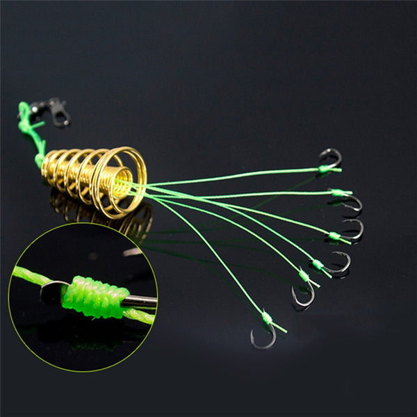 Carp Fishing Baits Fishing Hook Lure (Spring Lure) - 4PCS