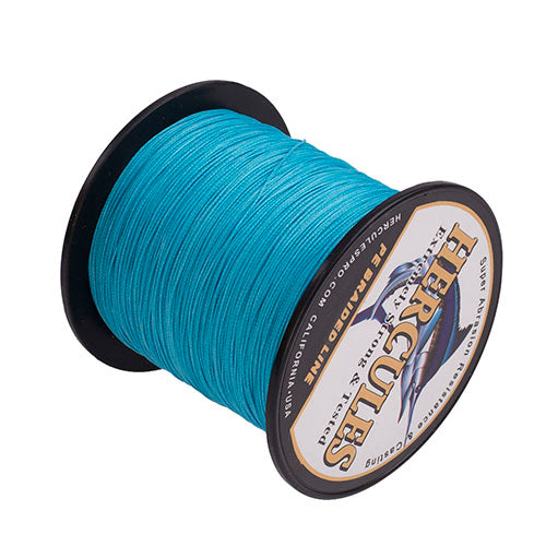 15 Colors PE Braided Fishing Line (328 Yards) -  8 Strands