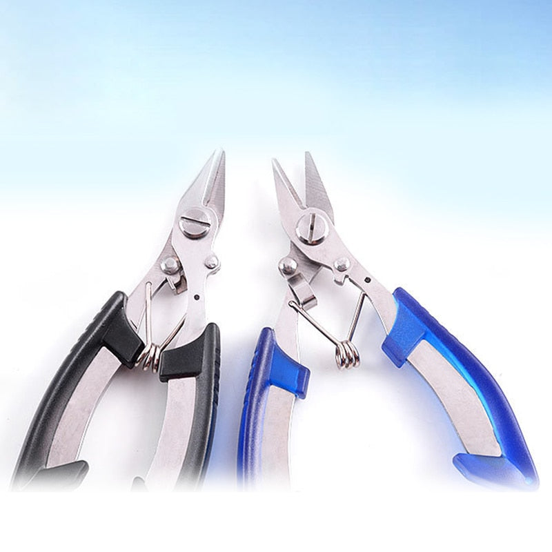 Stainless Steel Fishing Line Cutter Line Nippers Braid Line Cutters