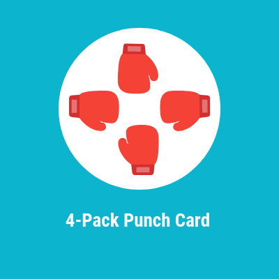 4-Pack Punch Card