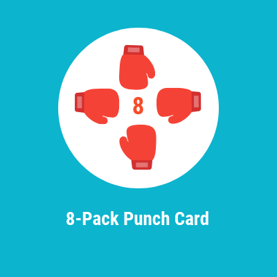 8-Pack Punch Card