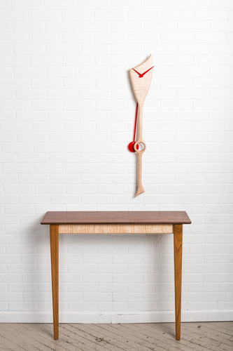 Maple Hole Pendulum Clock