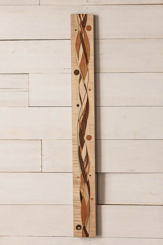 Mixed Wood Wall Art