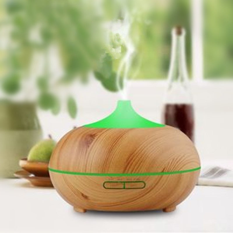 Wood Grain Aromatherapy Machine 300ML