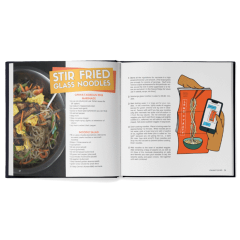 The Lean Méme Cuisine Cookbook