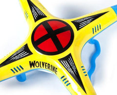 Marvel Licensed X-Men Wolverine 2.4GHz 4.5CH RC Drone