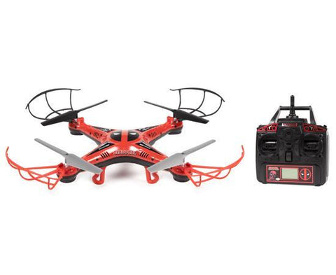 Striker-X 2.4GHz 4.5CH RC HD Camera Drone