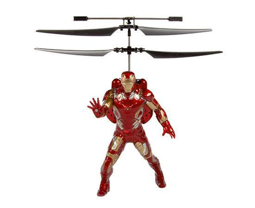 Marvel Licensed Avengers Iron Man 2CH IR RC Helicopter