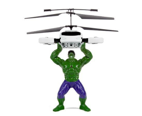 Marvel Licensed Avengers Hulk 2CH IR RC Helicopter