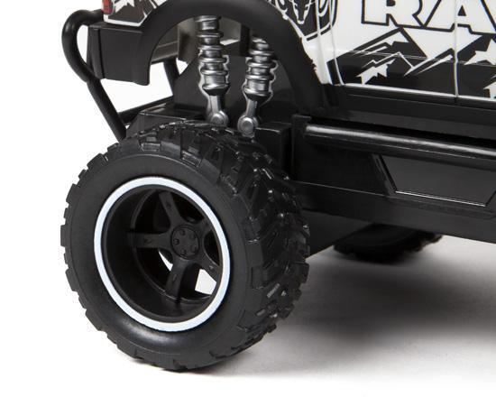 World Tech Toys Dodge Ram 2500 1:24 RTR Electric RC Monster Truck