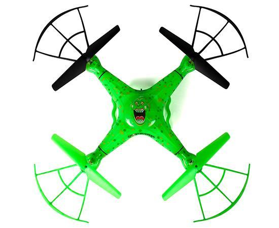 Ghostbusters Slimer 2.4GHz 4.5CH RC Camera Drone
