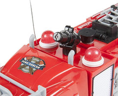 World Tech Toys Fire Rescue Water Cannon RTR RC Fire Truck