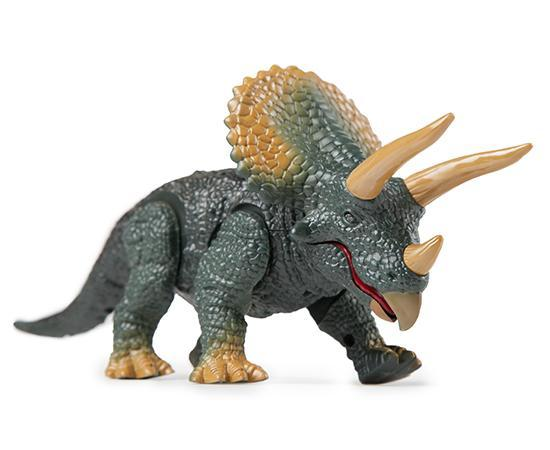 World Tech Toys RC Creatures Remote Control Infrared Triceratops