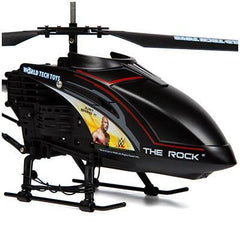WWE Licensed The Rock Hercules 3.5CH RC Helicopter