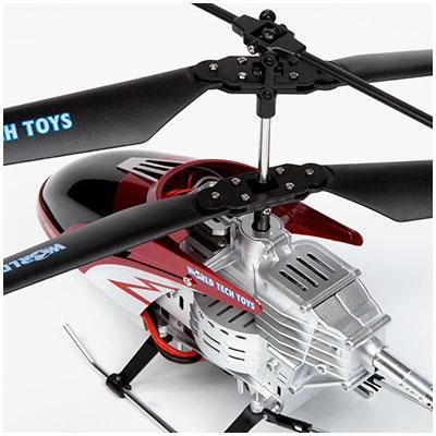 Spy Hercules Camera Unbreakable 3.5CH RC Helicopter