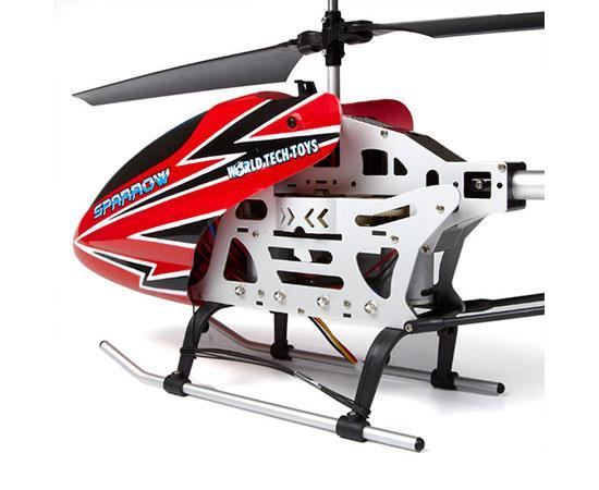 Metal Sparrow 3.5CH RC Helicopter (Over 2 Feet Long!)