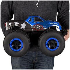 The Outlaw Big Wheel Off-Road 4x4 1:8 RTR Electric RC Monster Truck