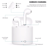 Wireless Bluetooth EarPods With Charging Box