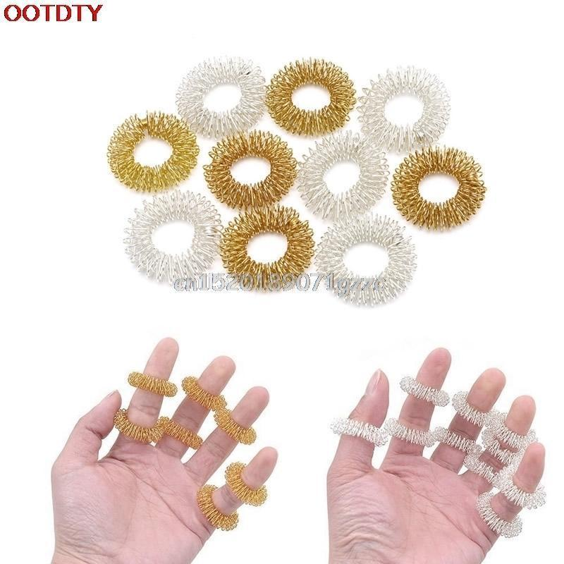 Acupressure Ring - 5 pack