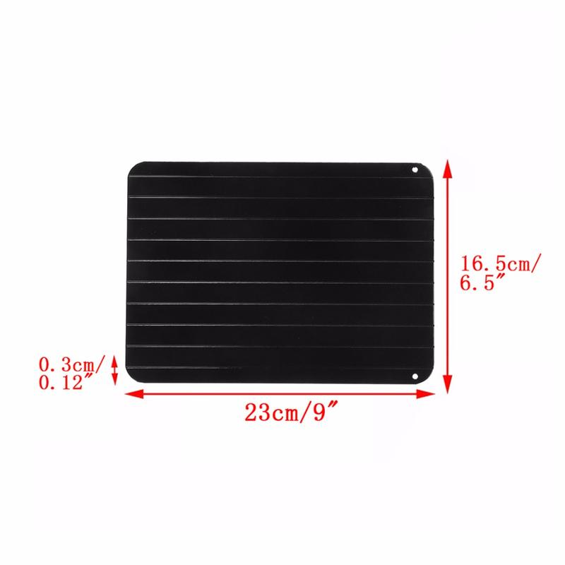 Rapid Thaw – Heating Tray Defroster