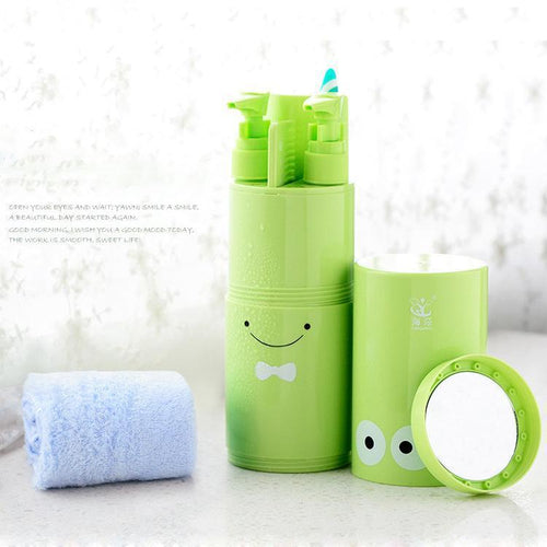 5 Piece Travel Wash Set