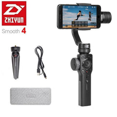 3-Axis Smartphone Stabilizer - Instant Smooth Video Capture