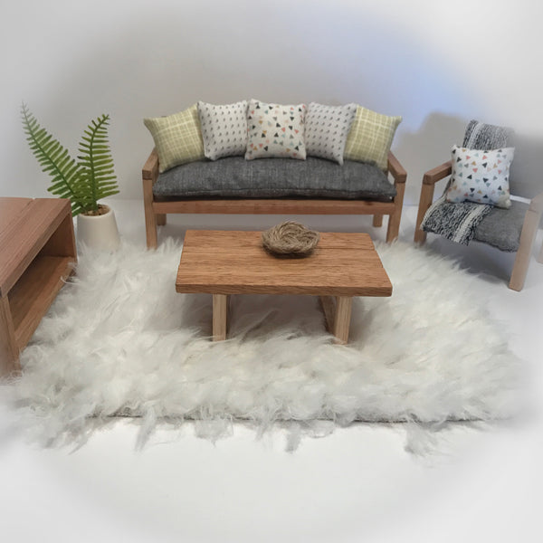 Large Shaggy Floor Rug
