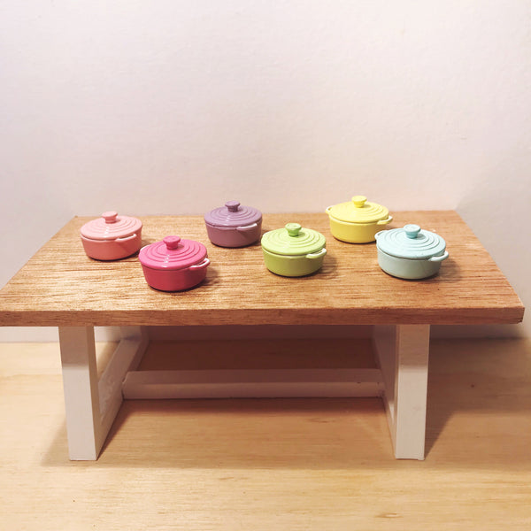 Casserole Dish - 6 Colours
