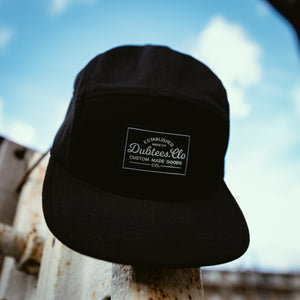 Dubtees.Clo 5 Panel- Black