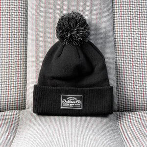 PATCH BOBBLE - BLACK