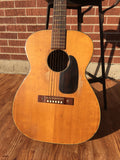 1960s Harmony H162 Tortoise Double Bound  Acoustic Guitar w/CBC