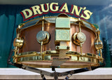 2000 DW Cast Bronze Collector's Series 5x14 Snare Drum