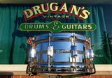 1974 Rogers 6.5x14 Chrome Over Brass Dynasonic Snare Drum