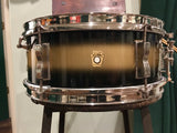 1965 Ludwig Pioneer 5x14 Black / Gold  Snare Drum