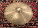 "19"" Zildjian A 1970s Crash / Ride Cymbal w/ Rivets 1904g #635"